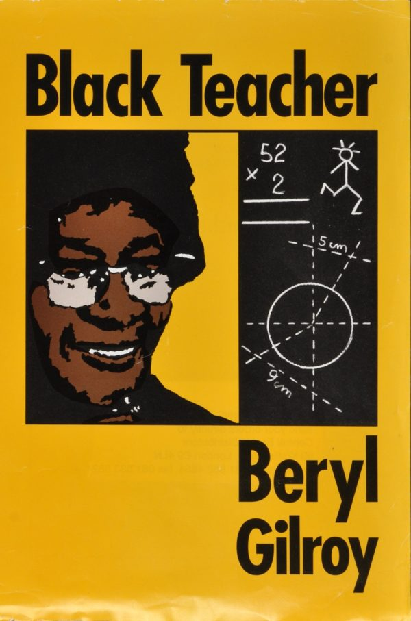 Black Teacher book cover