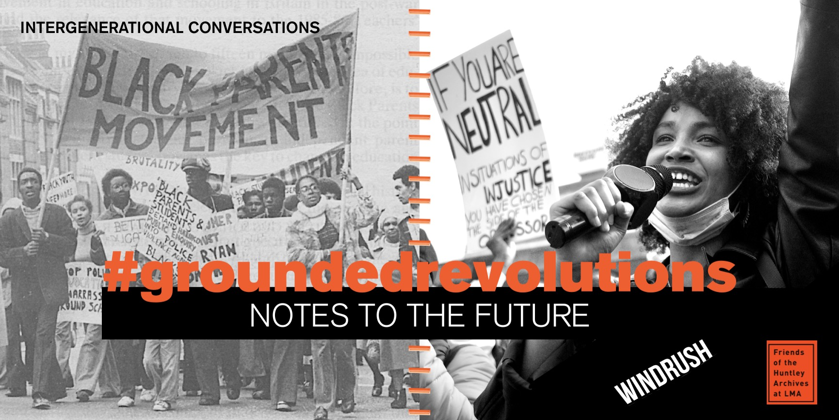 Event Image for Grounded Revolutions Notes to the Future